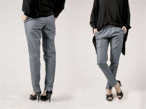 Celana Ibu Muslimah hukum muslimah memakai celana panjang jalan yang lurus