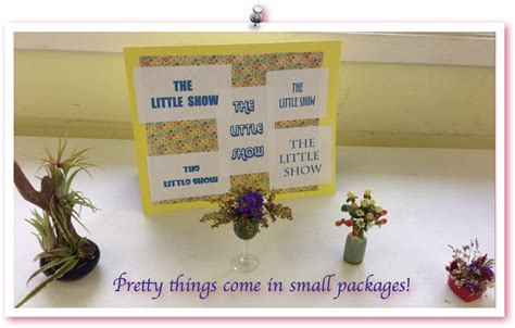 Garden Club Ideas February Meeting Provides Inspiration For Creating Tiny