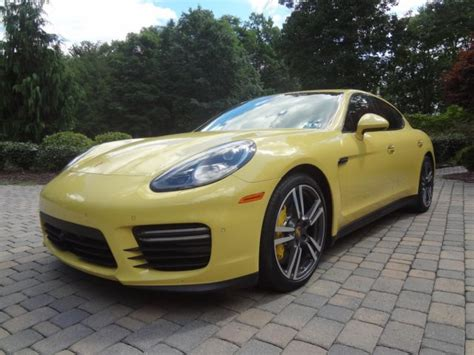 yellow porsche panamera beautiful 2015 sand yellow porsche panamera gts with 4 773