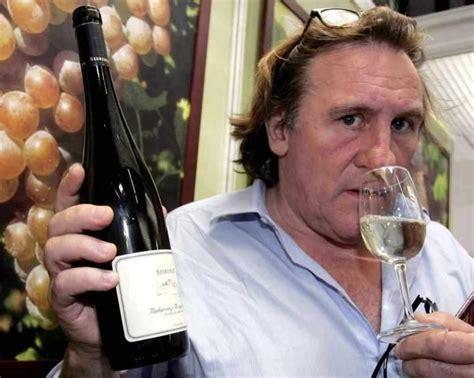 gerard depardieu recipes g 233 rard depardieu tastes hungarian wine wine hungary