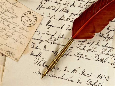 the value of the handwritten letter of the