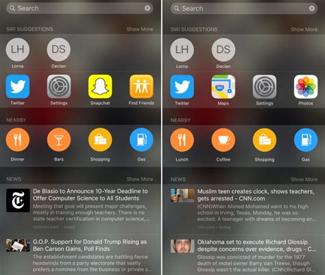 Spotlite Iphone 6 iphone removing news headlines from spotlight search in
