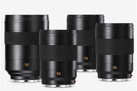 leica lenses release timeframe on the new leica sl lenses leica rumors