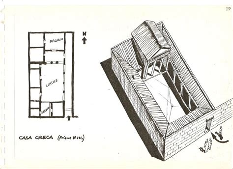 casa greca 82 best didattica povera i essential lesson images on
