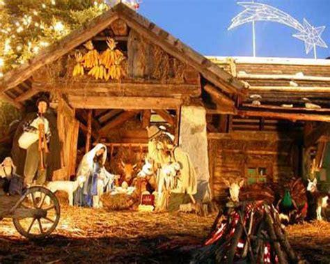 christmas nativity scene wallpaper wallpapersafari