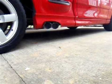 lightning obx exhaust youtube