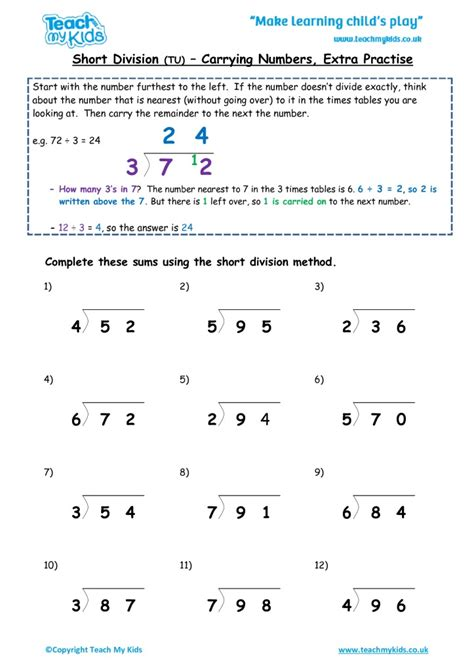 division worksheets 187 division worksheets year 6