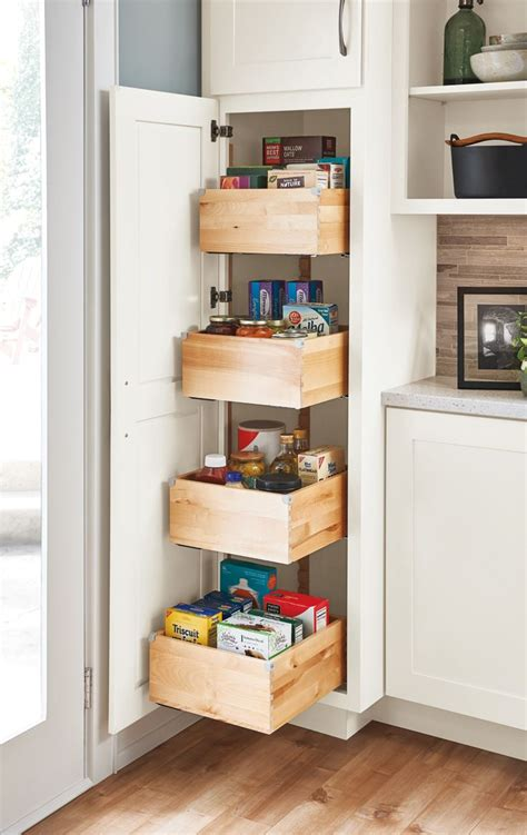 tall pantry  deep drawers  achieving