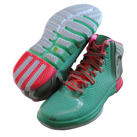 green basketball shoes adidas mens d 4 green basketball shoes g67401 ebay
