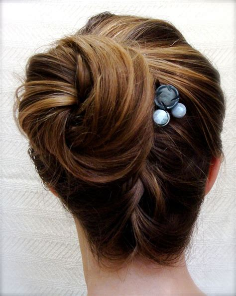 back to school hairstyles without bobby pins 25 best ideas about hair pinned back on pinterest