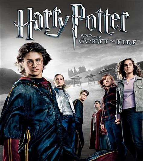 Harry Potter Goblet Of harry potter and the goblet of