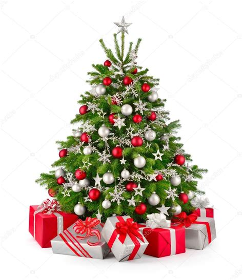 Lovely Boxes For Christmas Ornaments #2: Depositphotos_88372004-stock-photo-christmas-tree-and-gifts-in.jpg