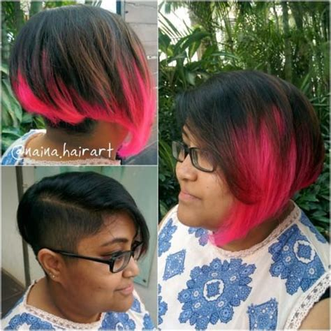 indian undercut hairstyles indian girl undercut
