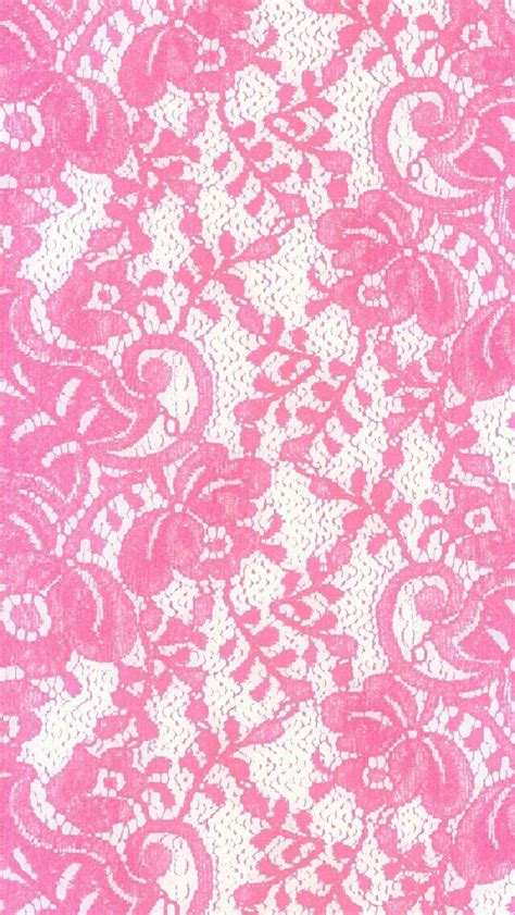pink white lace iphone wallpaper background phone lock
