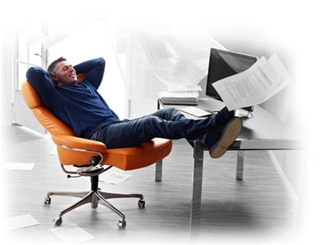 Corporate Comfort by Luxury Chairs Corporate Office Supplies