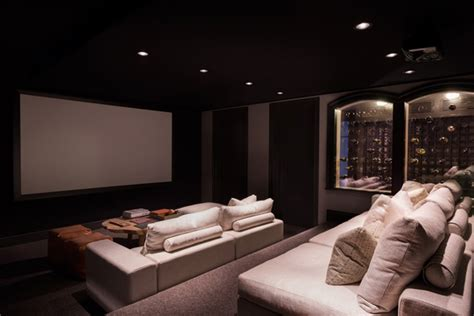 small home theater design