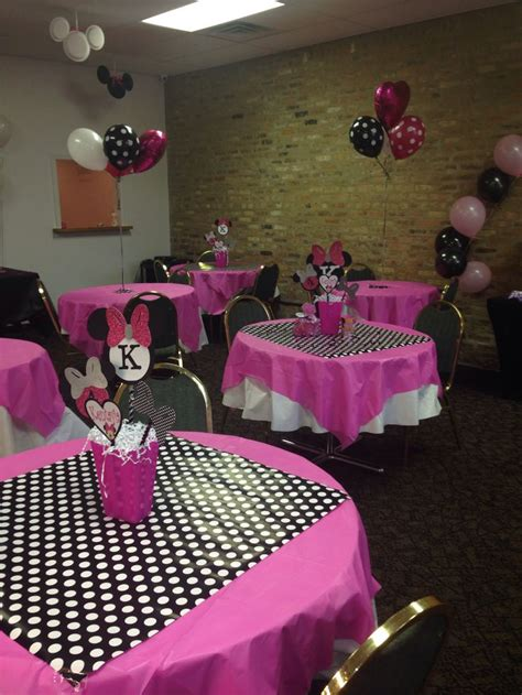 Minnie Mouse Baby Shower Decorations Ideas by Modest Ideas Minnie Mouse Decorations For Baby Shower