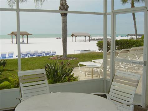 vrbo siesta key 1 bedroom best true beachfront location on siesta key vrbo