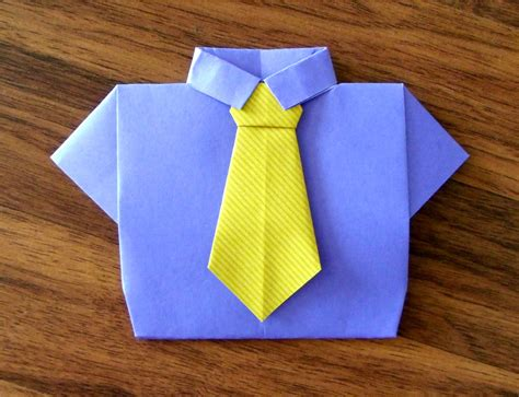 how to make shirt and tie card 5 daughters s day cards