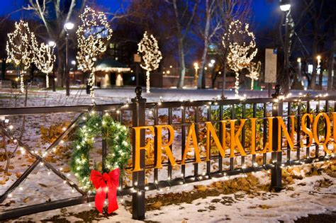franklin square light show awesome news alert franklin square expands its holiday