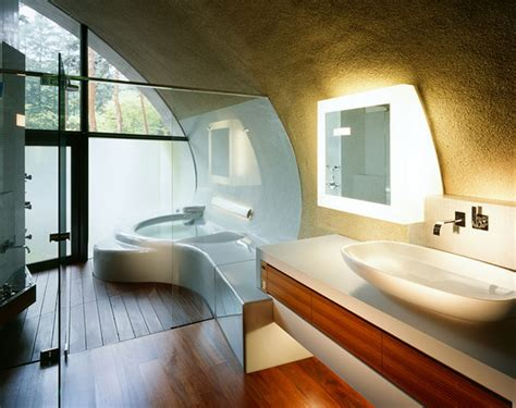 cool looking bathrooms let your body trapped in serenity in japanese bathroom