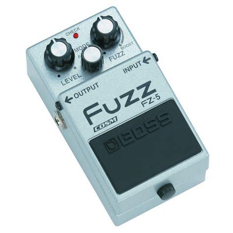 fz 5 fuzz guitar effects pedal dv247