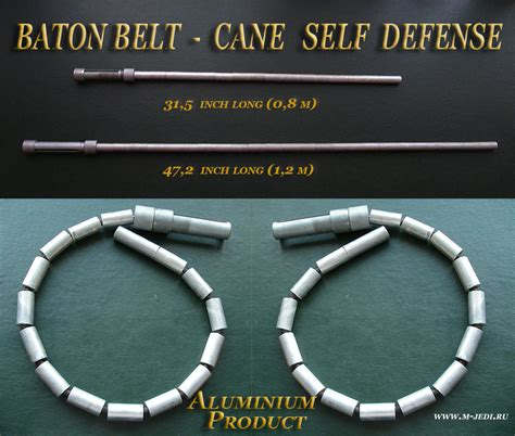 folding baton self defense folding weapon baton belt ebay
