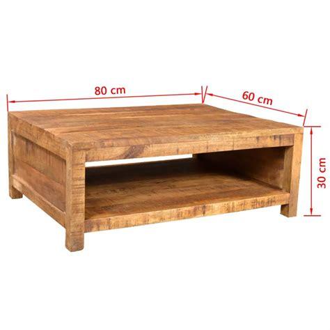 salontafel hout kopen salontafel van mango hout in antieklook online kopen