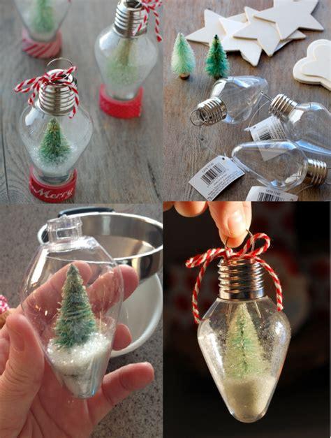 creative christmas ornaments to make 20 creative diy ornament ideas wma property