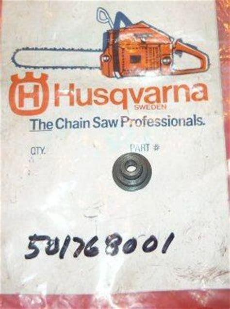 Husqvarna 50 136 Chainsaw Bushing Sleeve Pn 501 76 80