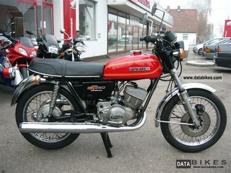 Suzuki Two Stroke 1975 Suzuki Gt 550 Three Cylinder Two Stroke Motorcycle