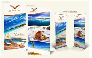 design graphix fiji upmarket elegant poster design for yasawa island resort