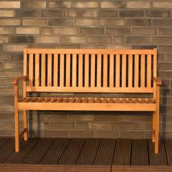 panchine in legno da giardino panchina da esterno in legno 2 posti mod