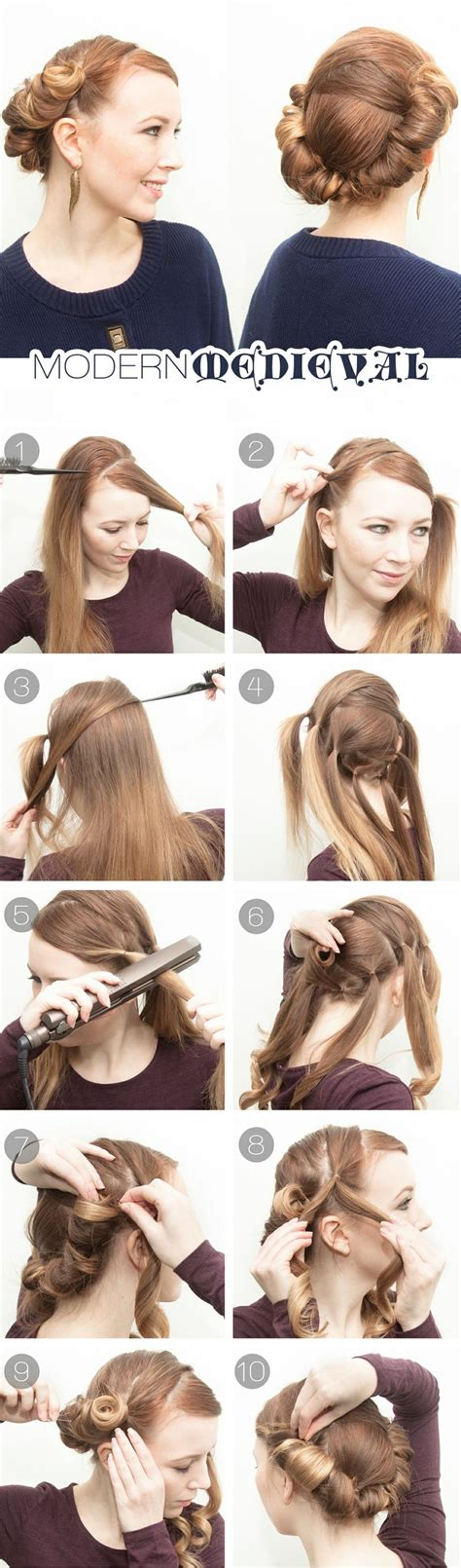 hairstyle ideas with a straightener 9 genius hairstyles you can do with a flat iron