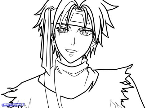 Drawing An Anime Character Drawing Art Library Cool Pics For To Draw