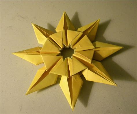 How To Make A Paper Sun - how to make a origami sun 28 images easy origami for