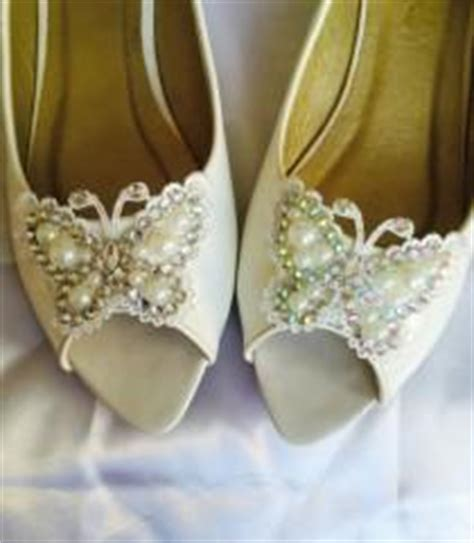 Dasi Pearl Flat Shoes peep toe shoes 3 weddbook