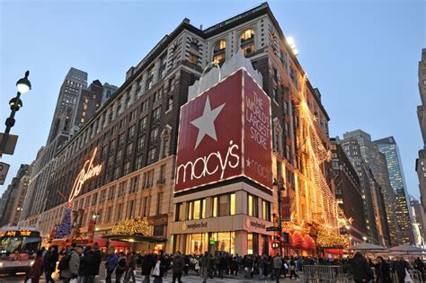 in new york shopping bei macy s new york reisemagazin