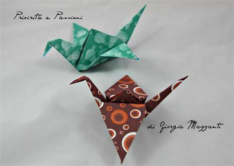 tutorial origami gru pi 249 di 25 fantastiche idee su gru di origami su pinterest