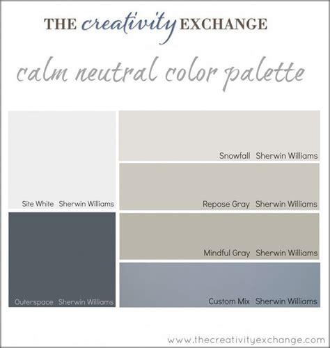 a sling of warm gray paint colors from left to right 17 best ideas about bluish gray paint on pinterest blue