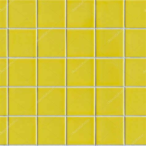 yellow pattern tiles yellow tiles seamless texture stock photo