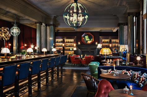 the american bar the stafford london hotel st james place london s best hotel bars londonist