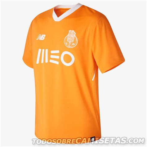 fc porto fc porto new balance 2017 18 away kit todo sobre camisetas