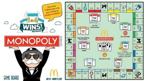 Mcdonalds Monopoly Instant Win Free Day Out - the amazing story of how one man cheated the mcdonalds monopoly game out of more than