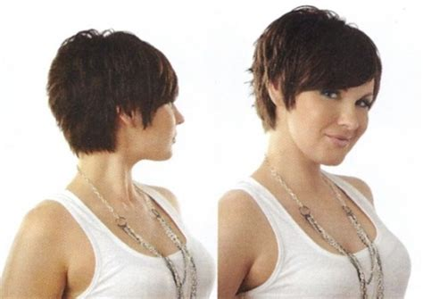 over 50 short hairstyle front and back views bob hairstyles for women over 60 front and back views
