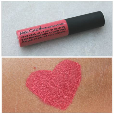 soft matte lip miss soft matte lip creams review and swatches