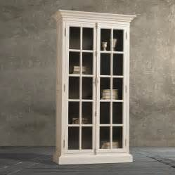 White Bookcase With Glass Doors Sale Furniture White Wooden Book Cabinet With Glas Door And Five Shelf With Wood Bookcase White