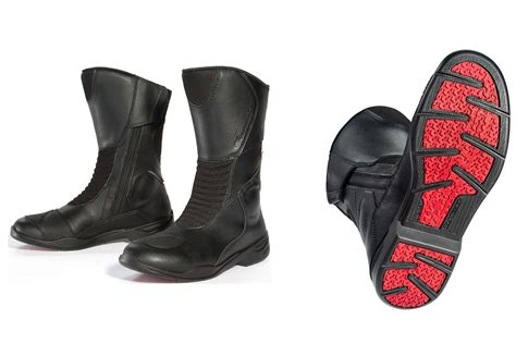 women s touring motorcycle boots tourmaster trinity women s touring boots review