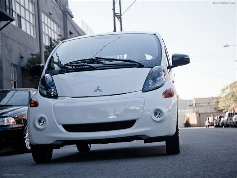 mitsubishi i miev american version 2012 car picture