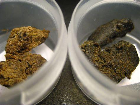how to make ice hash concentrates marijuana blog thc